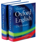 Shorter Oxford icon