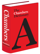 WordWeb: Chambers Dictionary and Thesaurus